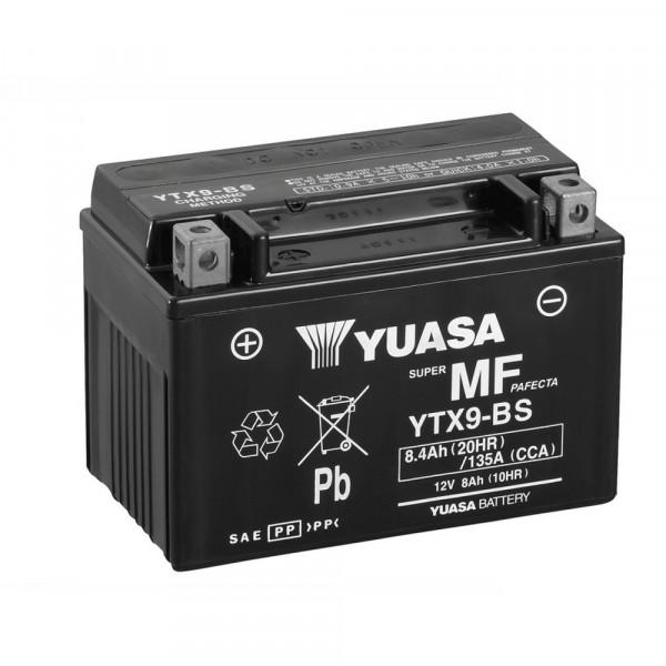 Yuasa YTX9-BS motoraccu (accu)