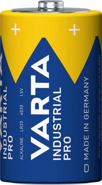 VARTA Industrial Pro Mono D batterij 4020 (minder)