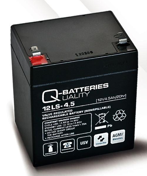 Vervangende batterij voor Eaton Powerware 5110 350VA, 500VA