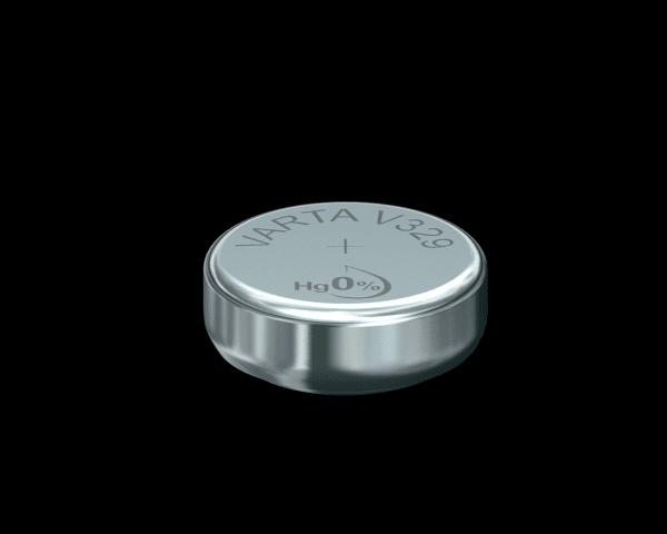 VARTA Watch V329 SR731SW 1.55 V Watch batterij 39mAh (1 Blister)