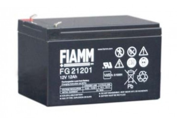 FIAMM FG21201 12V 12 Ah loodaccu/AGM lood non spillable VdS