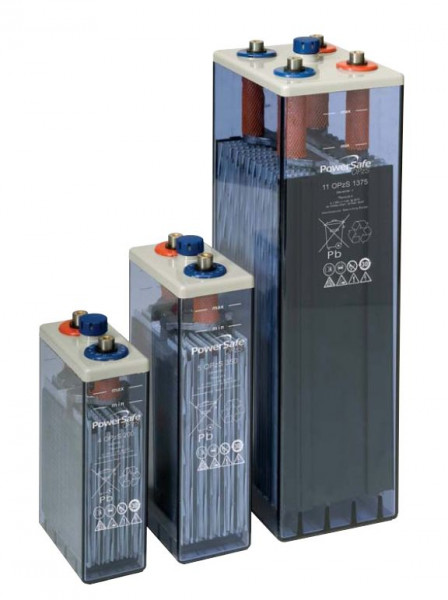Hawker Enersys PowerSafe 14 OPzS 1750 2V – 2040 Ah (10h) Enkele cellen
