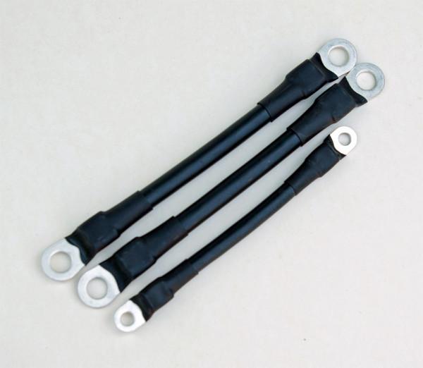 Q-Batteries Connectors Kabelset 25 mm² 12x140/3x450/2x1300 M8