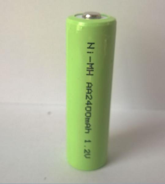 NiMH AA cel batterij 2400mAh