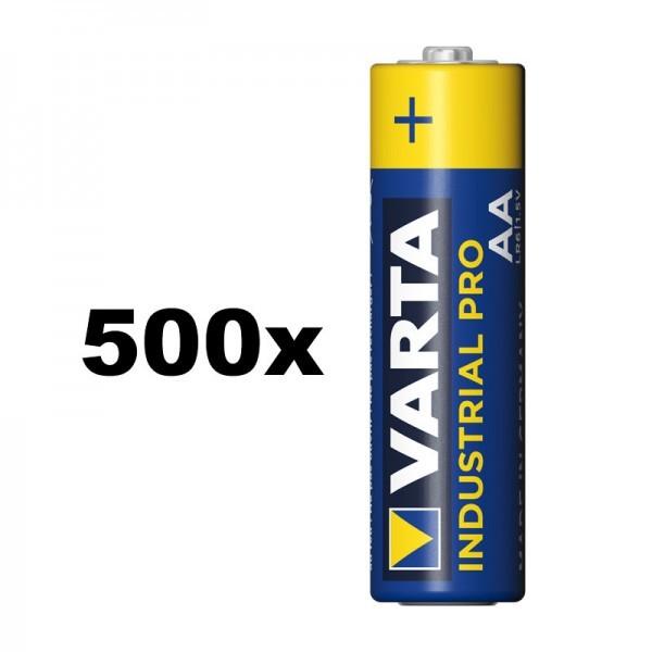VARTA Industrial Pro Mignon AA Battery 4006 500 stuks.OEM (1 PPE)