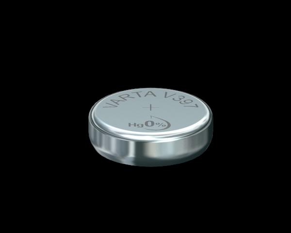 VARTA Watch V397 SR59 1.55 V Watch batterij 23mAh (1 Blister)