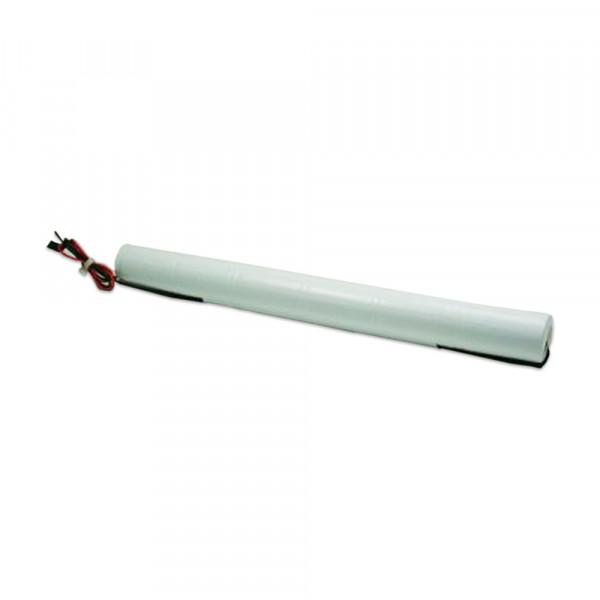 Batterij pack 7.2V 4000mAh staaf NiCd L6x1 6xD hoge temperatuur cellen/kabel