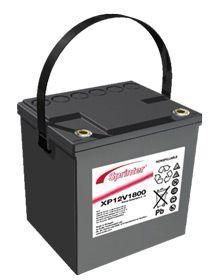 Exide Sprinter XP12V1800 12V 56.4 Ah lood AGM accu