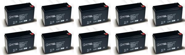 Vervangingsbatterij voor APC Symmetra SY8KEXIBX120 voor Symmetra 4-16kVA/brandbatterij met VdS
