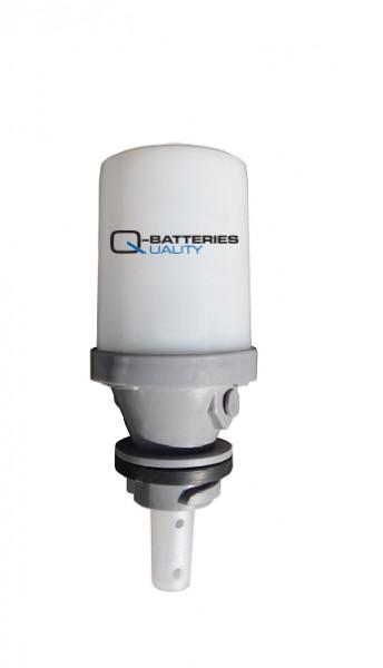 Q-Batteries Standaard recombinatie plugs tot 500 Ah