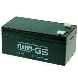 FIAMM FG20341 12 V 3.4 Ah loodaccu/lood non spillable accu AGM VRLA