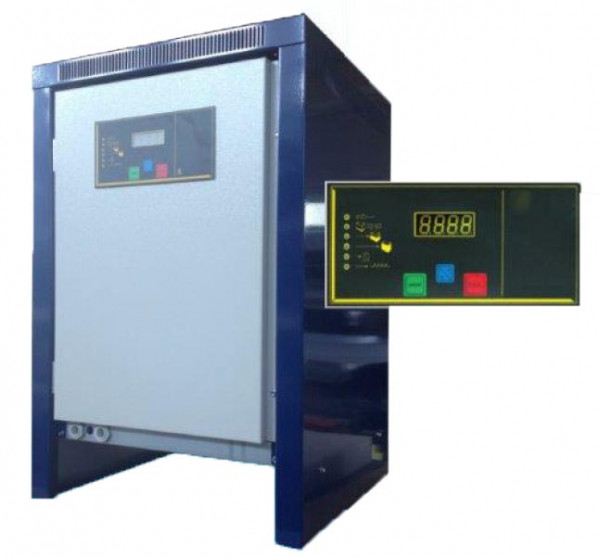 Q-Batteries vorkheftruck lader 50 Hz 48V 160A 3-fase zonder stopcontacten en accu