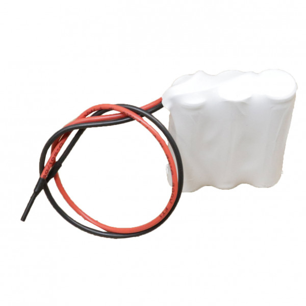 Batterij pack 3,6V 800mAh NiCd F3x1 3xAA Hoge temperatuur cellen/kabel
